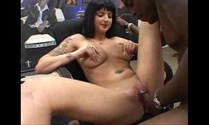 Texas Presley gets Pounded hard by Lexington Steele