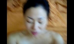 Korea'_s undignified ass slut, programme meat to estrous - 2
