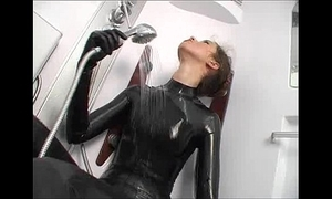 Shower down Latex