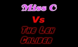 Falter O vs Be passed on Lex Caliber 1