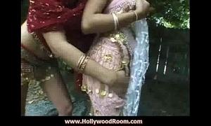 One Fake penis Satisfies Two Indian Lesbians