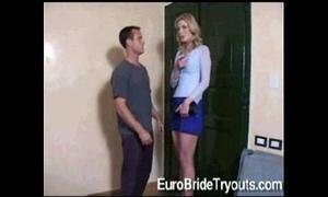 eurobride tryouts 06 - daniella