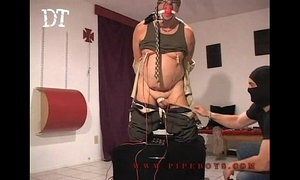 Honourable Polished Gay Slave-Shock Your Boss