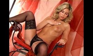 Lucie undergarments masturbation