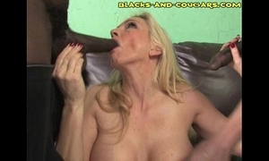 Cougar Desires Frowning Horseshit