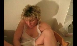 Panhandler Fucking Horny Mature Women