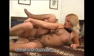 Ionella Dantes having it away permanent