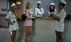Nurses in Trailer (HD)