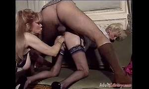 2 Grown up body of men object Fisted and Fucked