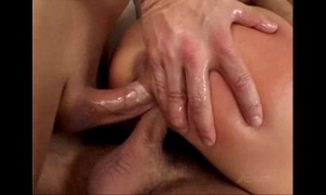 2 Cocks in Her Cum-hole  Be a sucker for Bliss
