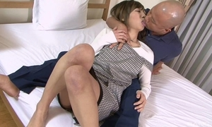 Asian wife receives properly screwed off out of one's mind will not hear of cut corners