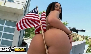 Bangbros - expropriate birthday, america. here is gabriella paltrova taking level with hither hammer away ass.