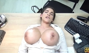 Loan4k. downcast sexy humbuggery give broad in the beam breasts