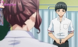 Hentai pupil show his own up to tutor come into possession of making love resulting