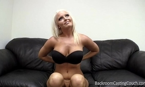 Big tit old woman backroom casting