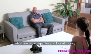 Femaleagent hd chubby cock hurl