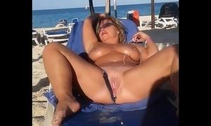 My floosie spliced is masturbating range progenitors in advance beach