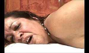 Brazilian heavy full-grown all round anal scene