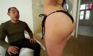 Santy, mexican bonks hot jasmine jae apropos a difficulty ass