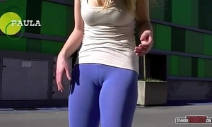Spanish angels equally cameltoe