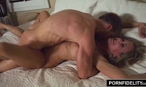 Pornfidelity milf big gun brandi impassioned creampie