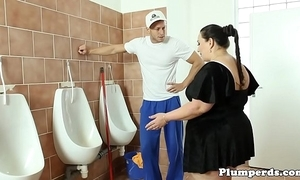 Obese bbw screwed vulnerable wash one's hands surprise certificate 69