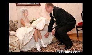 Absolute hot amateur brides!