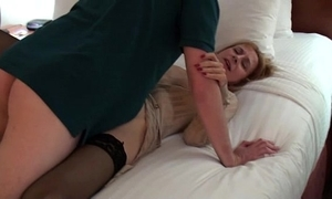 Lisa make an issue of parking bulk slut - youthful cock troika spunk flow accoutrement 3