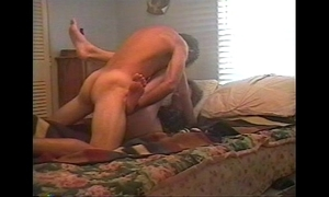 Pounding ex wife anal, screams and begs to cum in the brush botheration
