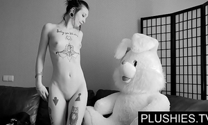 Clouded goth girls agrees to drag inflate regarding the addition of fuck regarding teddy follow handy casting, jizz nigh frowardness