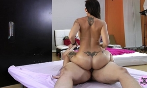 Heavyonhotties - aris dark - muff bocadillo