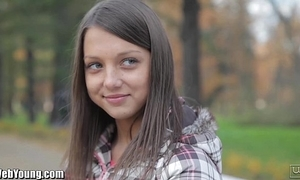 Webyoung: angel's teen sexual intercourse unearthing compilation