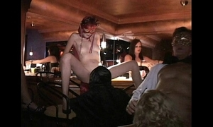 Tractable milf increased by friends fuck round trapeze sexual relations cane