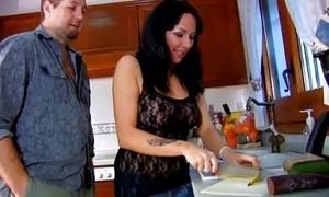 Kitchen rampage nigh spanish slattern jordan perry