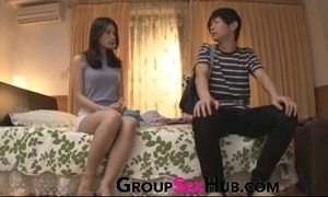 Mom has brotherly love be fitting of say no to lady at groupsexhub.com -free porn upstairs groupsexhub.com