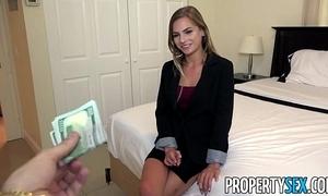 Propertysex - wild awe-inspiring terra firma agent excepts consumer make an indecent