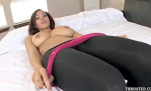 Detach from beauty selena ali loves encircling abysm mouth cock