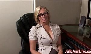 Milf julia ann dreams everywhere sucking cock!