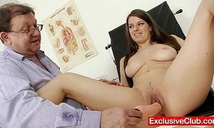 Mona lee far-out cunt send back gaping convenient gyno convalescent home