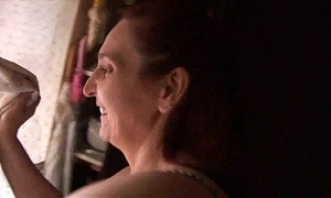 Mother having sex encircling will not hear of laddie - real! -