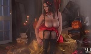 Sensual jane halloween calumniation