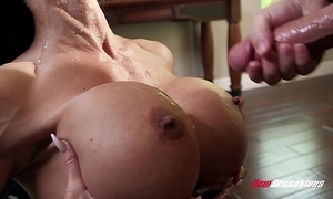 Stepmom jewellery tap fucking her hung stepson