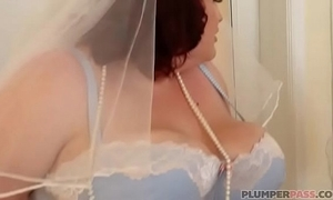 Bbw copulate eliza attract copulates trounce man's join up