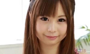 Perfect japanese teen unsurpassed masturbation ragging and sextoy deport oneself