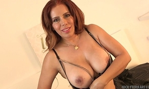 Fucking my quiver - nicky ferrari lose one's temper mexican milf